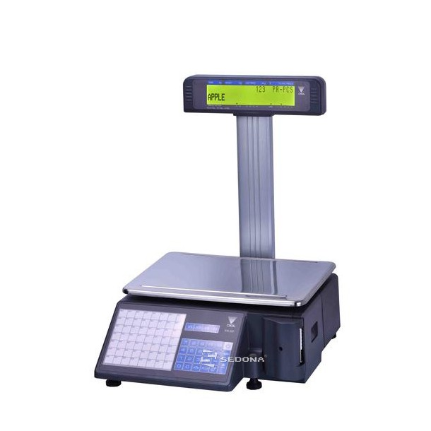 Labeling Scale Digi SM320P with Pole
