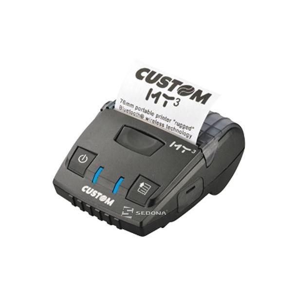 POS Mobile Printer MY3 BT Custom for APPLE OS USB+Bluetooth