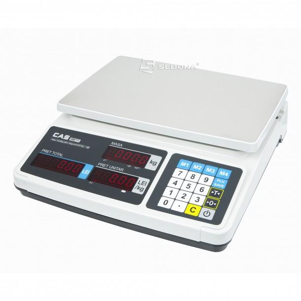 Price Computing Scale Cas PR Plus 30B