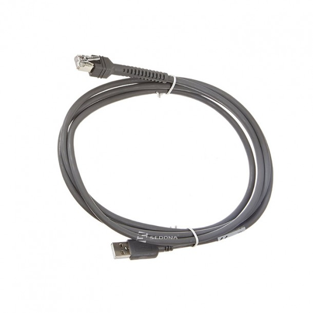 USB cable for LS2208/LS1203 Scanner