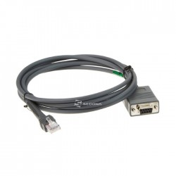 RS232 cable for LS2208/LS1203 Scanner