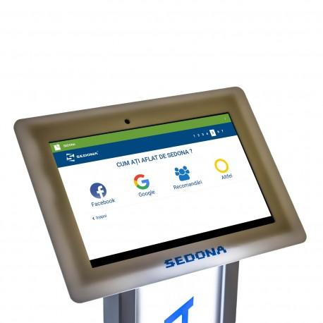 Tablet Feedback and Survey App