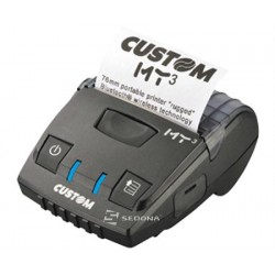 POS Mobile Printer Custom MY3 A USB+Bluetooth
