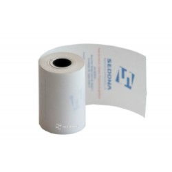 Thermal roll for cash register, 57mm wide 18m long