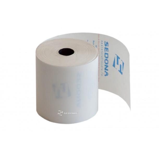 Rola casa de marcat si imprimanta POS, hartie termica, 57mm latime 40m lungime