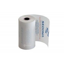 Thermal roll for POS printer, 79mm wide 30m long