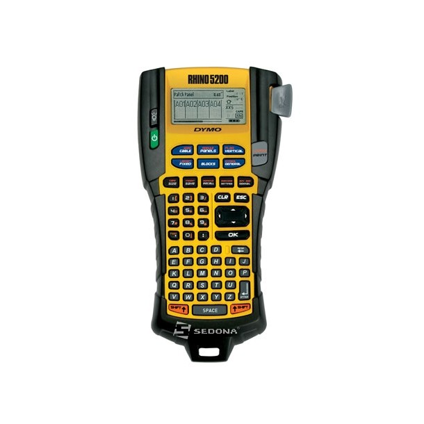 Label Maker DYMO Rhino 5200 Kit