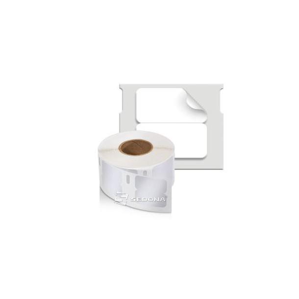 LW plastic jewelry tape 54 x 11mm 1500 pcs/roll