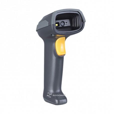 Cititor coduri 1D/2D Mindeo 6100 USB Stand inclus