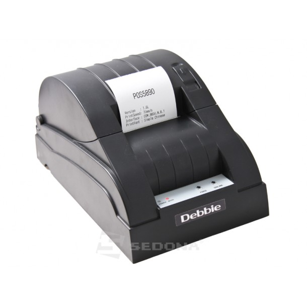 Imprimanta POS Debbie Aristocrat 58T3 conectare USB