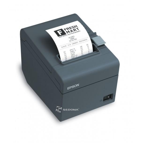 Imprimanta POS Epson TM-T20 II conectare USB+Ethernet