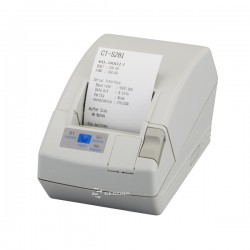 Imprimanta POS Citizen CT-S281 conectare RS232