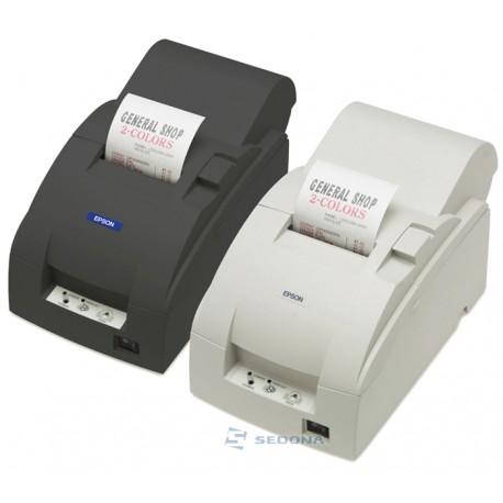 Imprimanta POS Epson TM-U220B conectare Ethernet