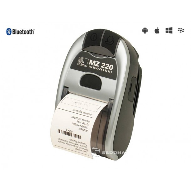 POS Mobile Printer Zebra iMZ220 USB+WiFi