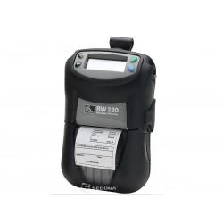 Imprimanta POS mobila Zebra RW220 conectare Bluetooth