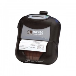 POS Mobile Printer Zebra RW420 Bluetooth
