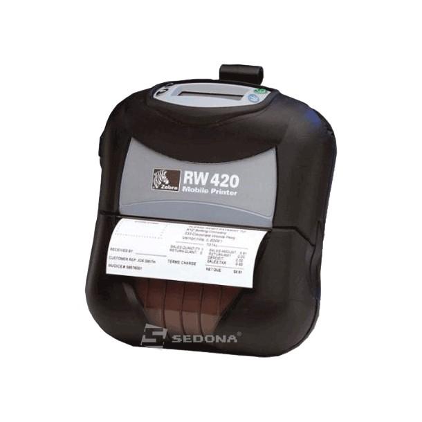 POS Mobile Printer Zebra RW420 Bluetooth