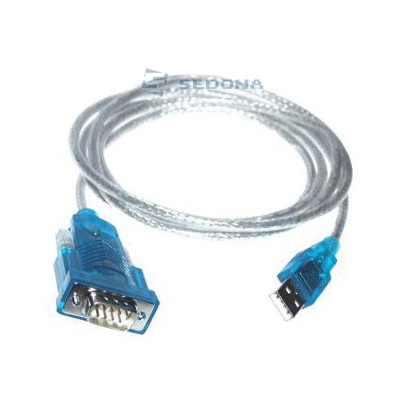 Adaptor Serial - USB with wire