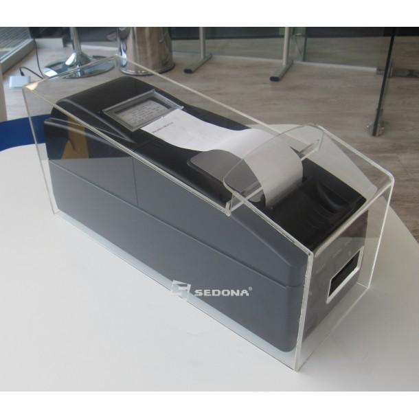 Carcasa Plexiglas pentru imprimante fiscale
