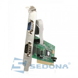 PCI serial port card
