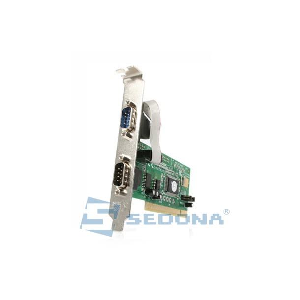 Placa porturi PCI cu doua porturi seriale