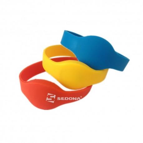 Velcro proximity bracelets