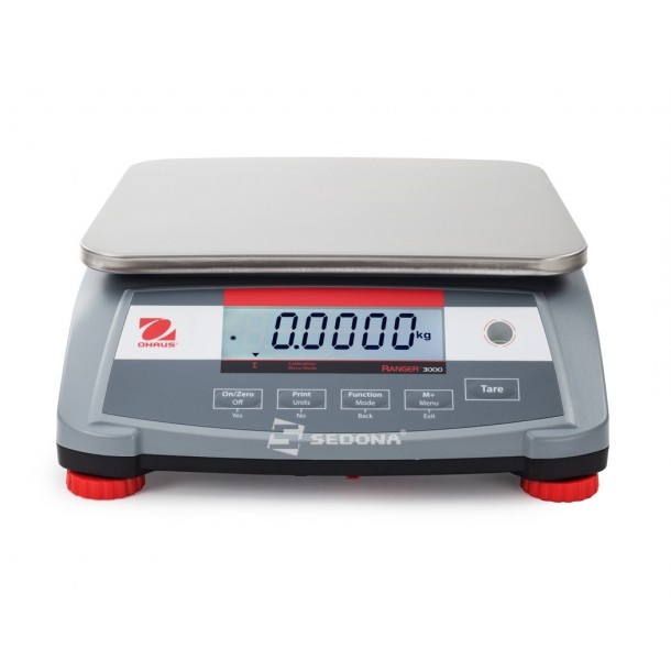 Check Weighing Scale Ohaus Ranger – 225 x 300 mm without metrological approval