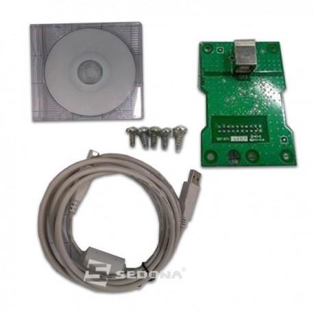 USB Ethernet pentru cantar Ranger 3000