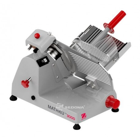 MATHIEU 3000 Slicer - Blade Ø 250 mm - 132W