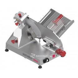 MATHIEU 3000 Slicer - Blade Ø 300 mm - 210W