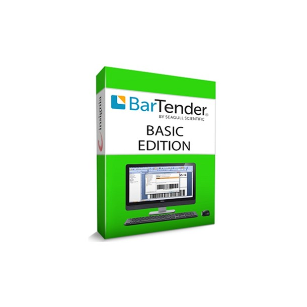 BarTender SEAGULL SCIENTIFIC Basic Edition 1 user