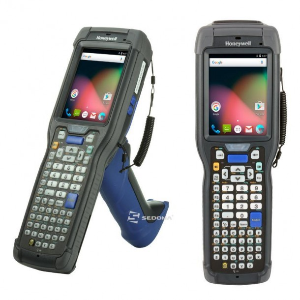 Terminal mobil Honeywell CK75, Android
