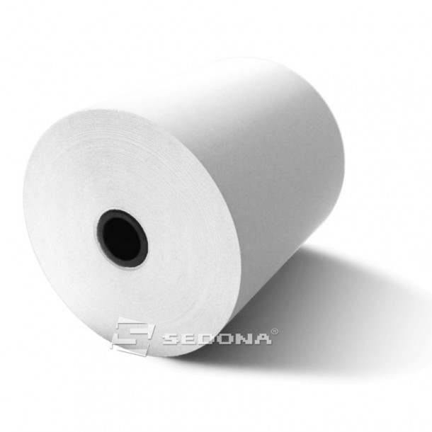 Thermal roll for POS printer, 76mm wide 25m long