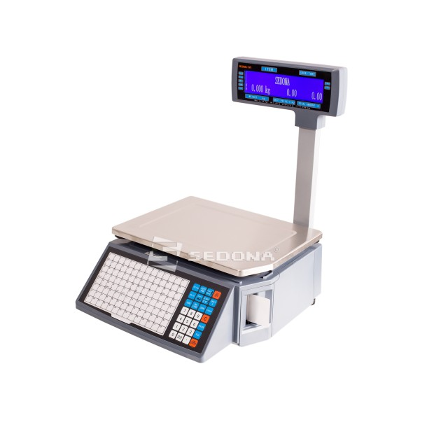 Rongta RLS1000 15kg Label Printing Scale