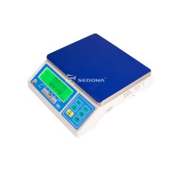 Commercial scale SWS PMK 6/15/30 kg with with metrological verification