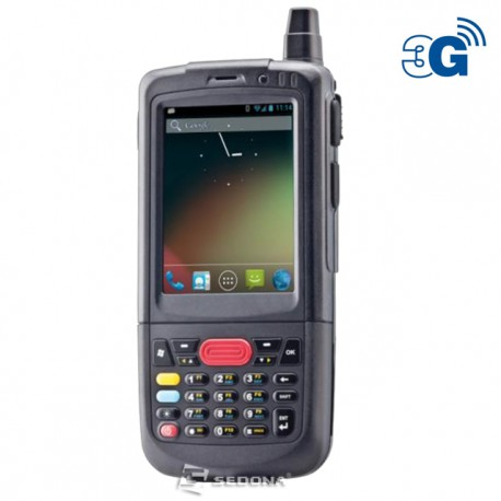 Mobile Terminal with scanner 1D PiTech PT22, Android