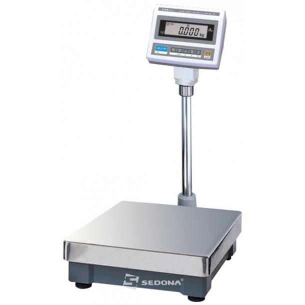 Platform scale CAS DBI / SPS5060 300 KG, 50x60cm