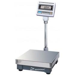 Cantar platforma CAS DBI / SPS6070 600Kg, 60x70cm