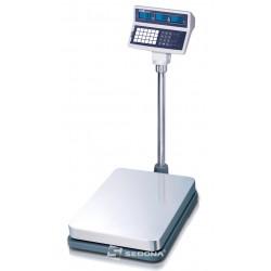 Cantar platforma cu calcul pret CAS EB-150L, 40x52cm, 150/400 kg