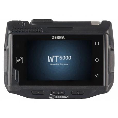 Mobile terminal Zebra WT6000 wearable
