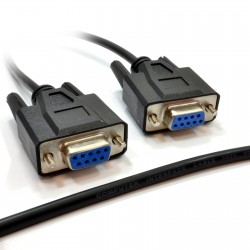 Cable for dock-PC RS232 communication