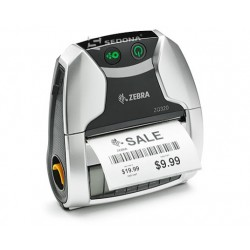 Imprimanta mobila de etichete Zebra ZQ320