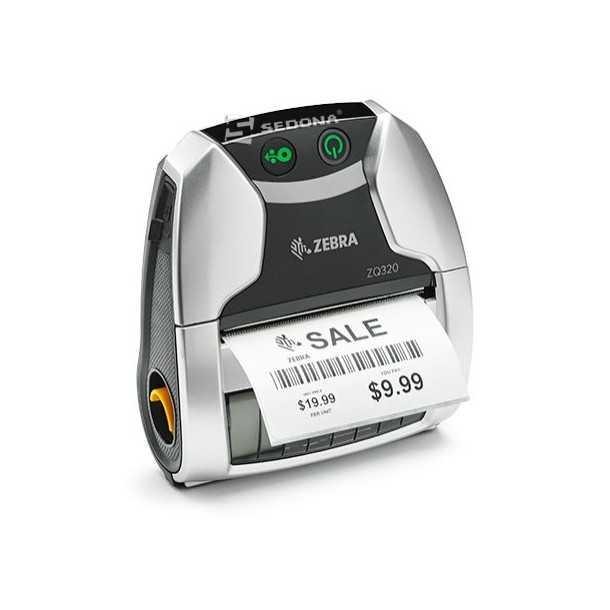 POS Mobile Printer Zebra ZQ320 - Indoor