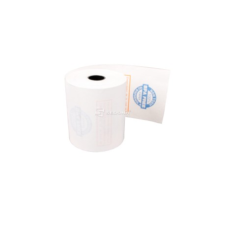 Rola hartie termica 57mm latime 40m lungime BPA Free