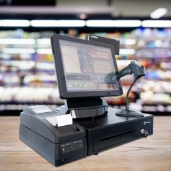 POS System for Retail - SUPERIOR - with Scanner - Leas