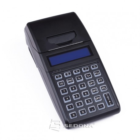 Cash Register with Electronic Journal Datecs WP50