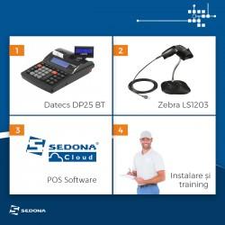 Mini sistem cu program de gestiune Sedona Cloud