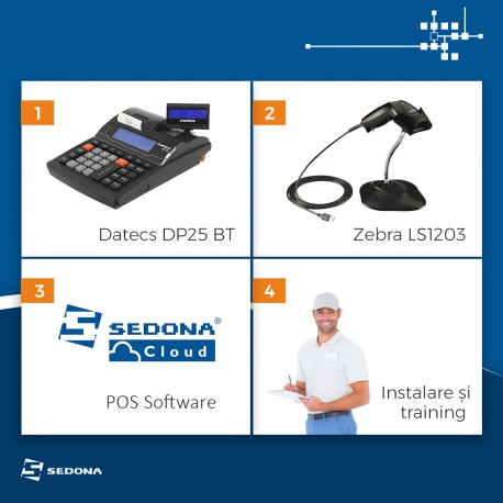 Mini System with POS Software