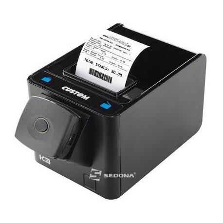 Imprimanta POS K3 Custom MULTISCAN BT+RFID