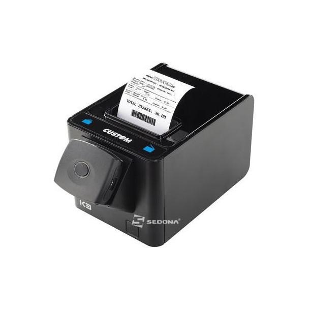 Imprimanta POS K3 Custom MULTISCAN WIFI+RFID